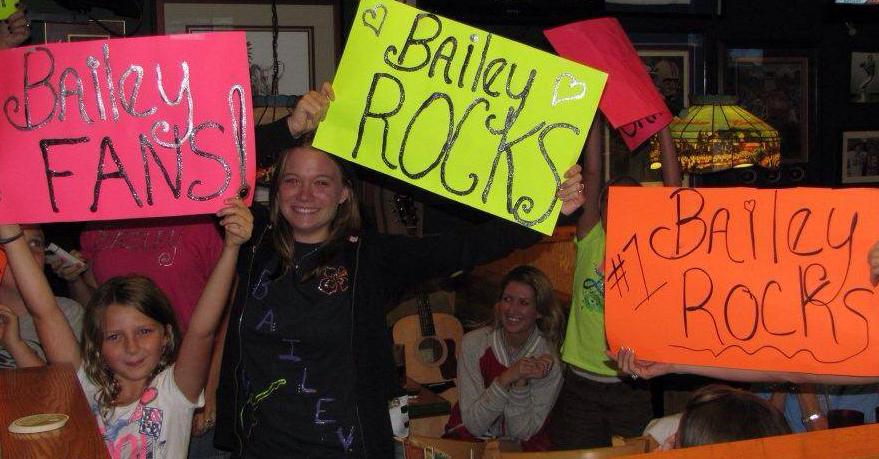bailey fans